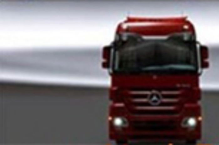 Euro Truck Simulator 2: Mercedes-Benz Ultimate Mod - Free