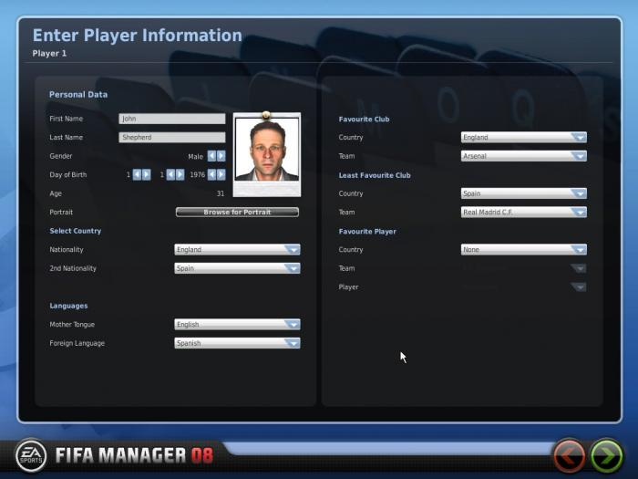 Fifa Manager 08 Free Download