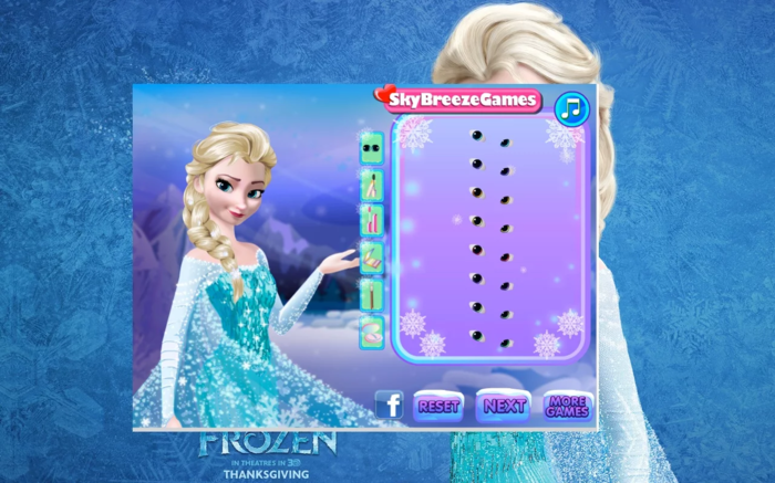 Frozen Elsa Makeup ...