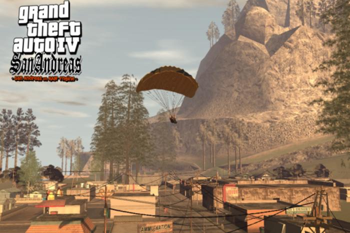 GTA IV San Andreas - Free Download