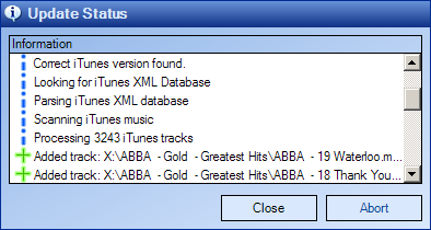 iTunes Library Updater - Free Download