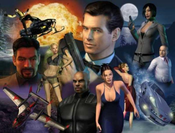 James bond games pc free download.