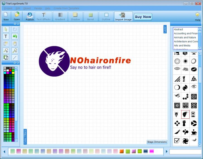 Logosmartz Logo Maker Software Free Download