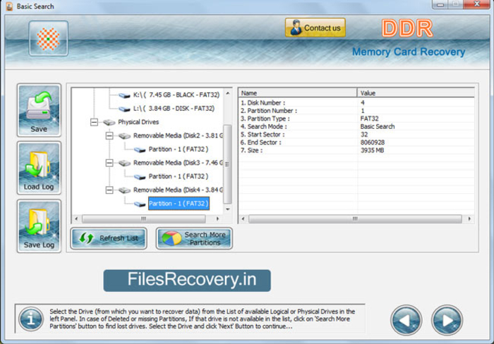 card recovery software free download