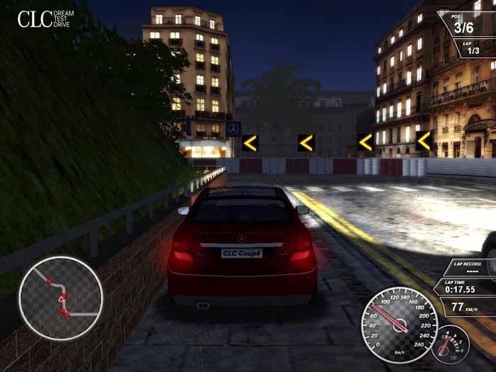 Mercedes clc dream test drive download.