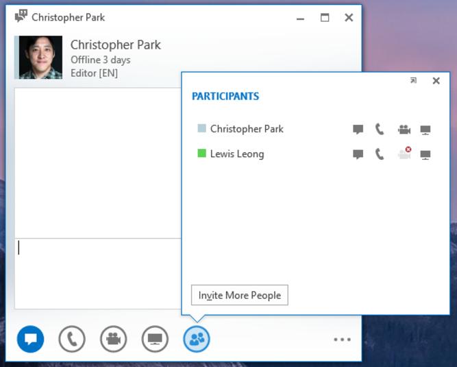 Microsoft lync 2013 free download.