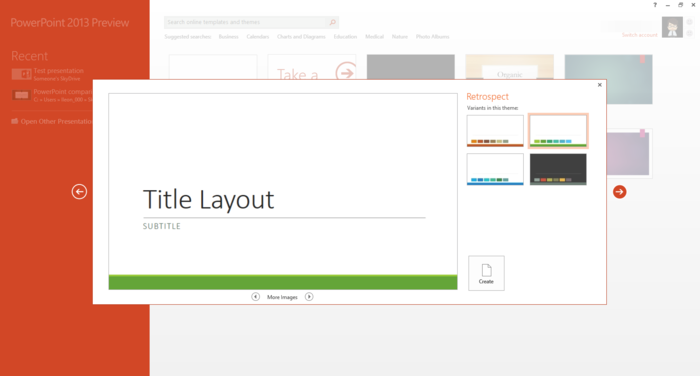 Microsoft PowerPoint 2013 - Free Download