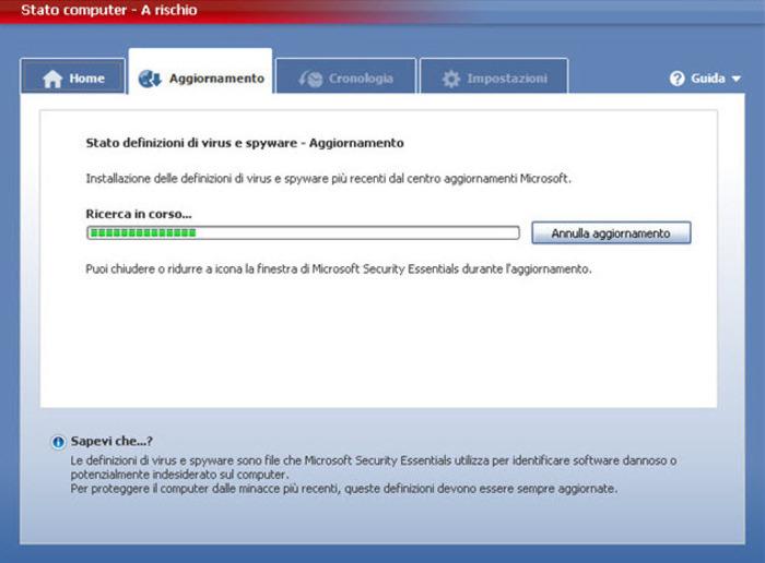 Download microsoft security essentials 4. 1. 522. 0 freeware | libyasoft.