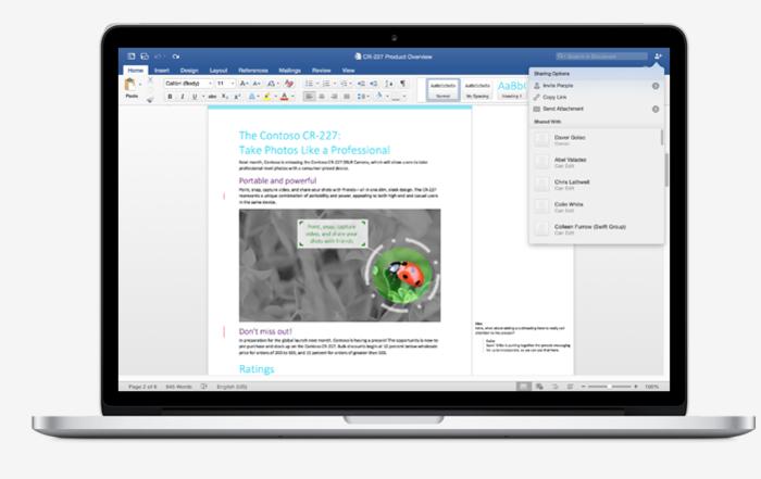 Microsoft Word 2016 - Free Download