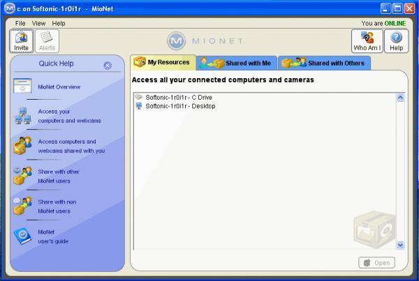 Download mionet free.