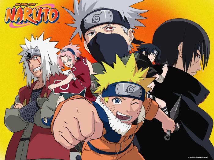 Naruto (1) - Free Download