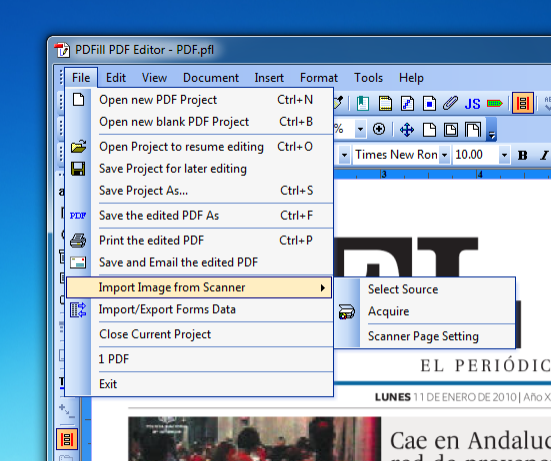 PDFill PDF Editor - Free Download