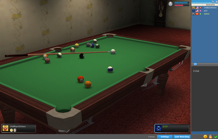 3d live pool table download
