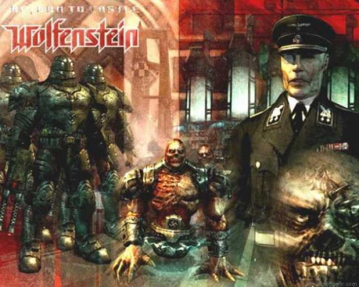Return to castle wolfenstein free download.