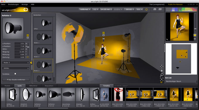 setalight 3d studio free download