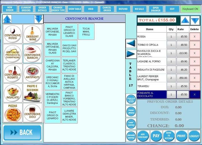 free restaurant inventory software