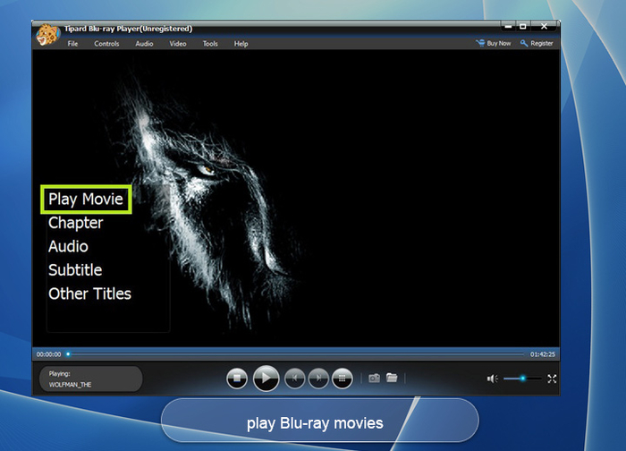 Tipard Blu-ray Player Software - Free Download