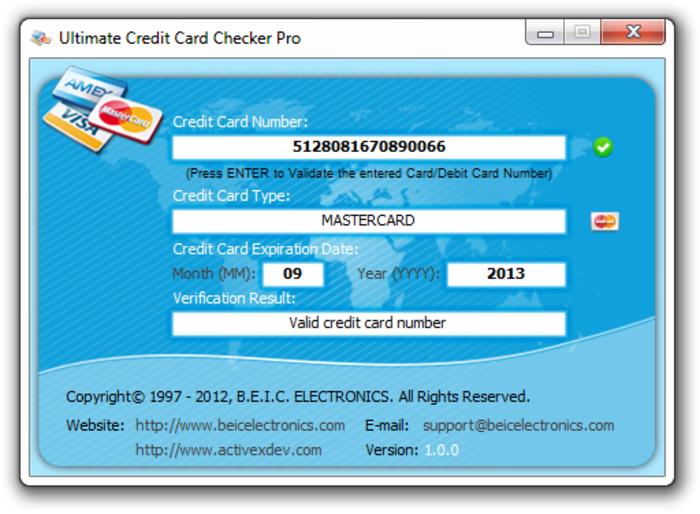 download credit card
