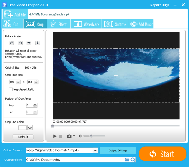Free Video Editor - Free Download