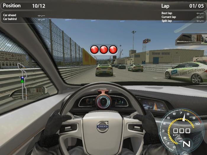 Volvo The Game Free Download
