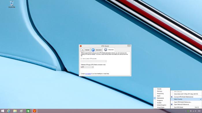 VPN Shield Desktop - Free Download