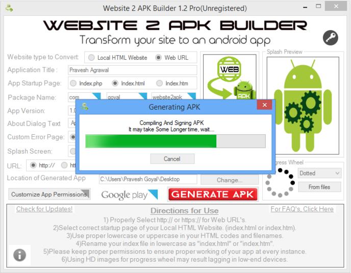To builder website apk [Update] Latest