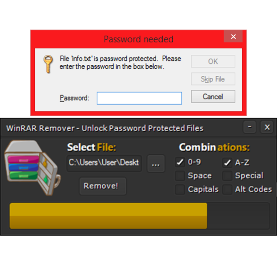 winrar password unlocker crack download