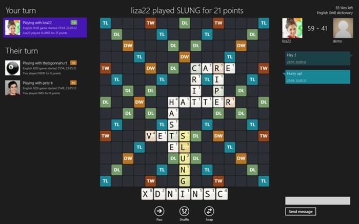 Wordfeud for windows phone sneak peek | wordfeud dev blog.