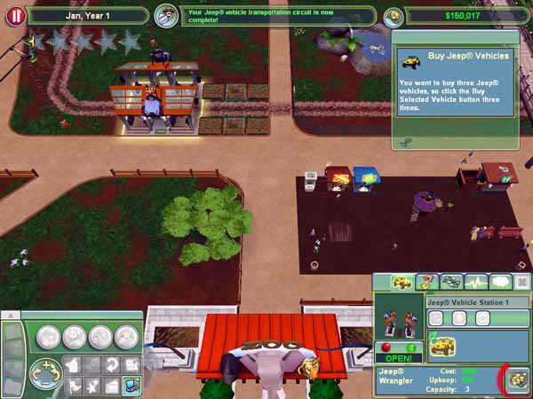 Zoo Tycoon 2: Endangered Species - Free Download
