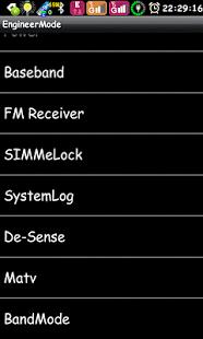 Engineer Mode MTK (APK) - Free Download