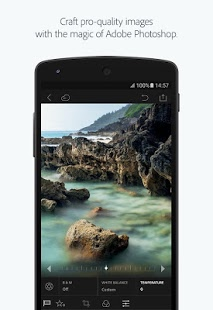 adobe photoshop lightroom mobile apk