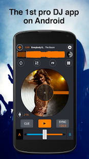 Cross DJ Free (APK) - Free Download