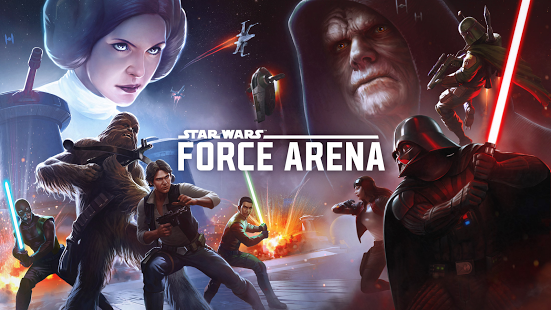 Star Wars: Battlegrounds (APK) - Free Download