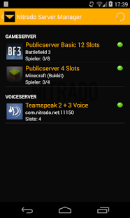 Nitrado Server Manager (APK) - Free Download