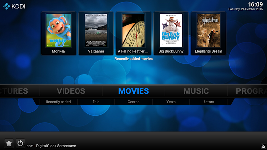 XBMC (APK) - Free Download