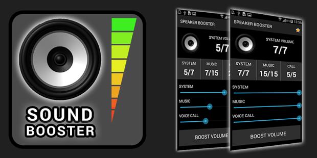 SPEAKER BOOSTER (APK) - Free Download