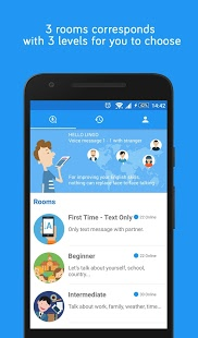 English Chatting App