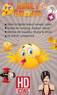 Versaute emojis