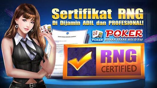 Poker Texas Boyaa Apk Free Download