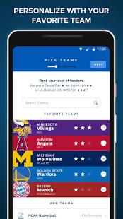 fox sports app free