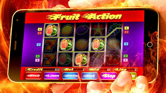 Fruit Action Slot