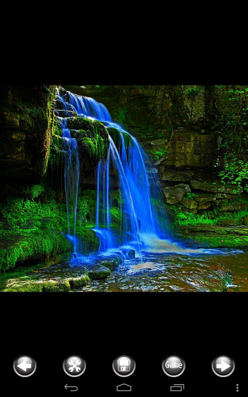 4D Waterfall Live Wallpaper (APK