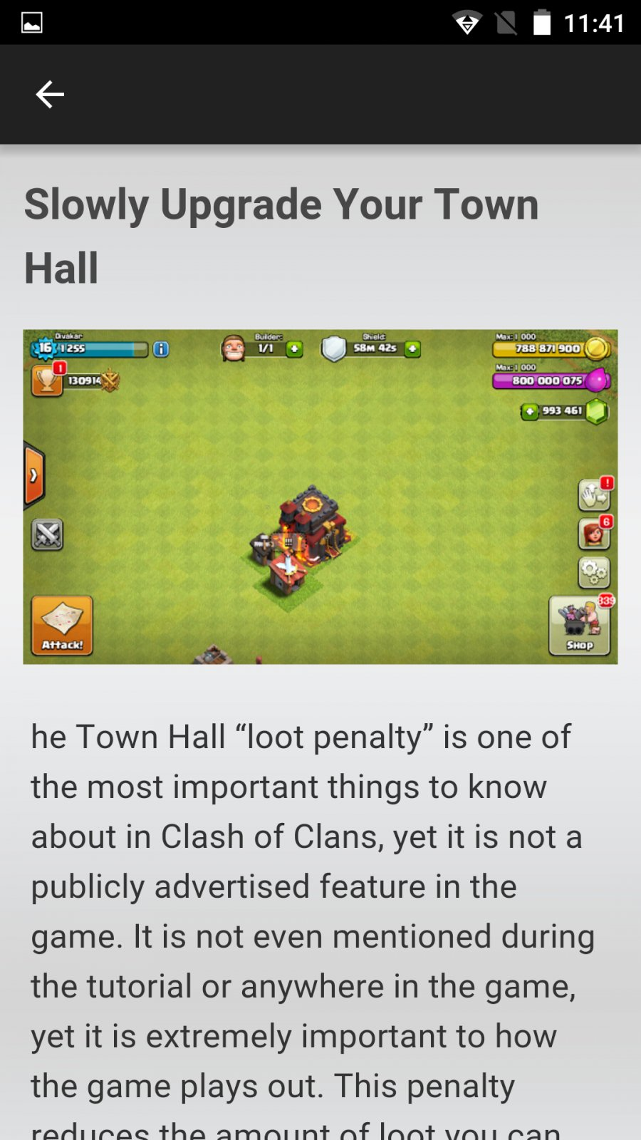 fhx coc hack for android