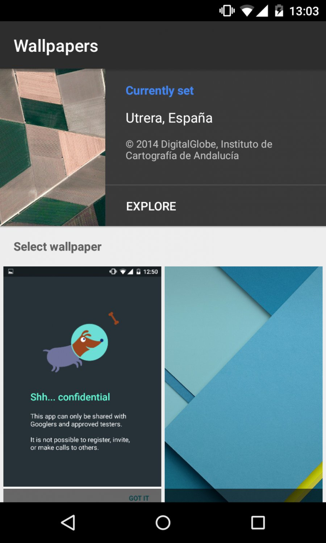 Google Wallpaper Picker (APK) - Free Download