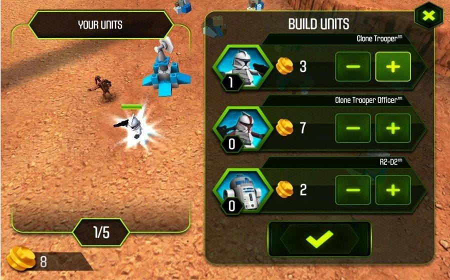 lego star wars apk  free download