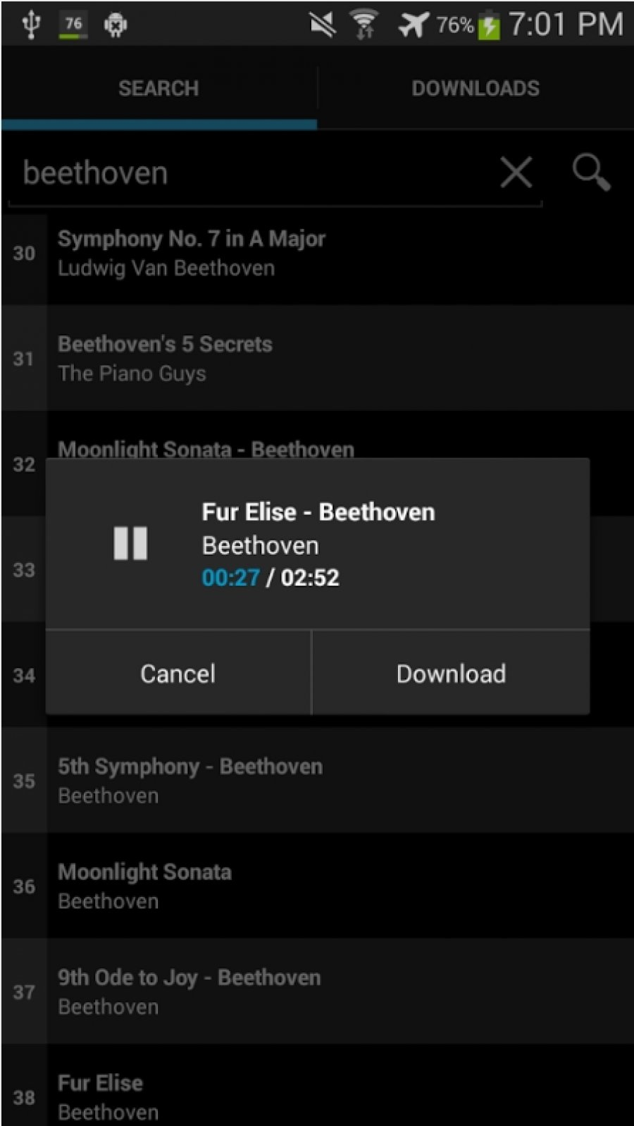 SuperCloud Song MP3 Downloader (APK) - Free Download