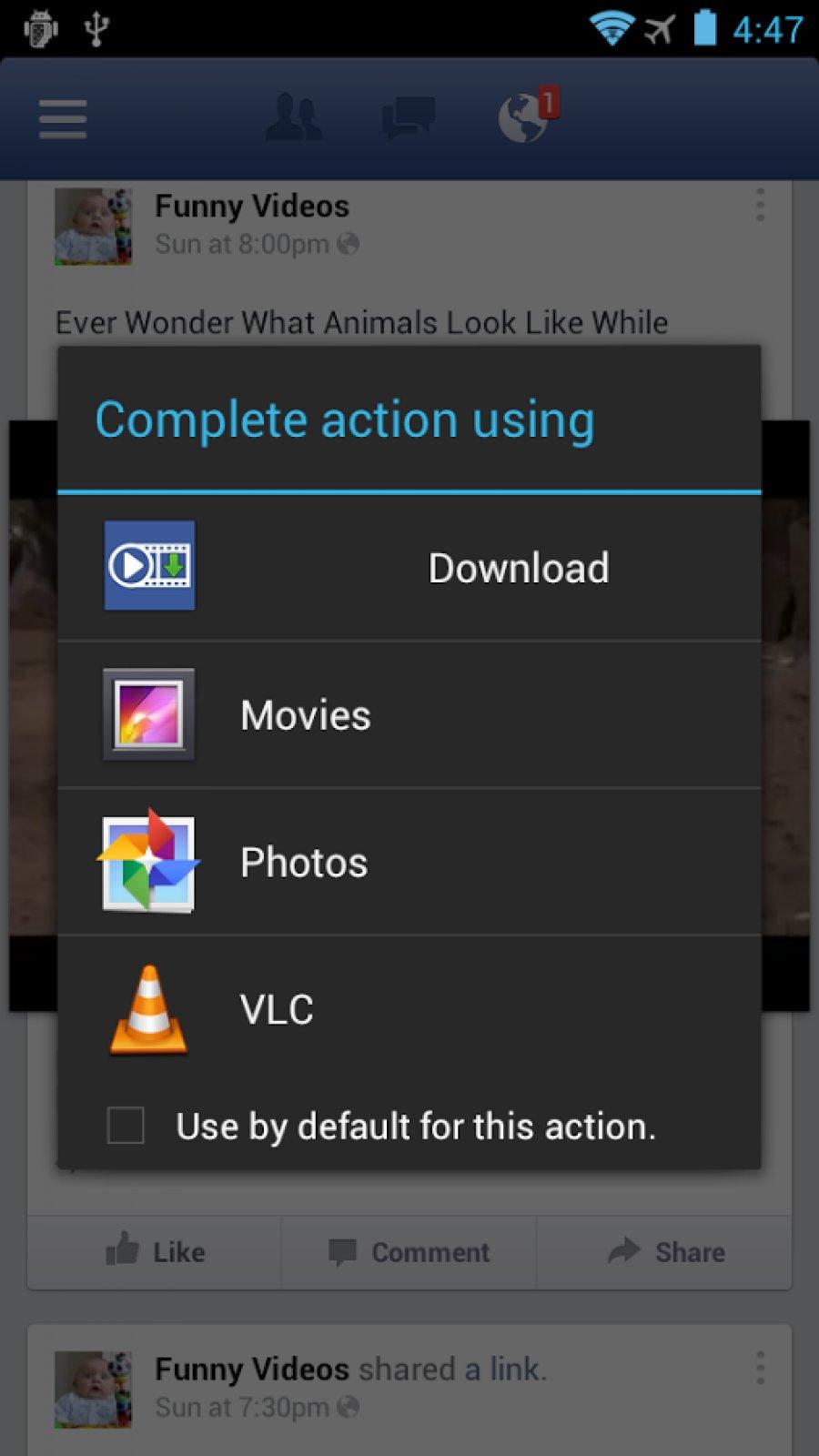 video downloader for facebook apk