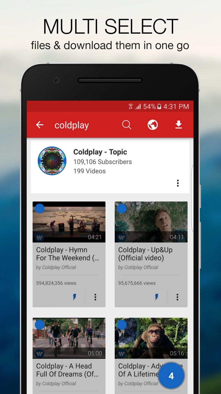 Videoder Video & Music Downloader (APK) - Free Download